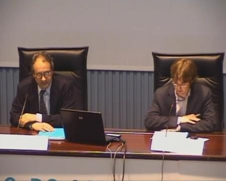 Clausura. - Xornada sobre a Lei 9/2010, do 4 de novembro, de Augas de Galicia